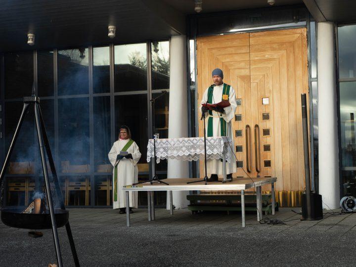 8 av 10 har besøkt kirken fysisk eller digitalt på tross av pandemi