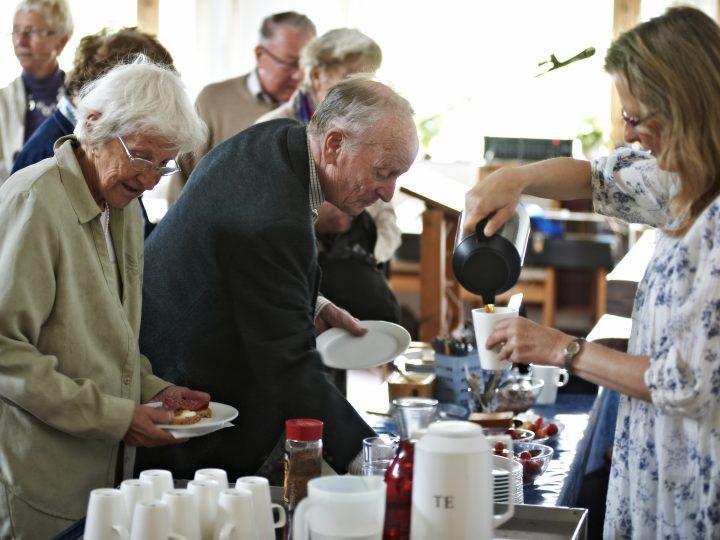 Kirkelige ansatte stiller opp for kommunen vår og melder midlertidig overgang!