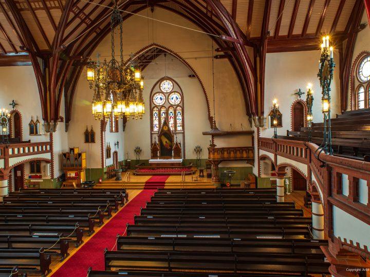 Kirken skal være et trygt sted