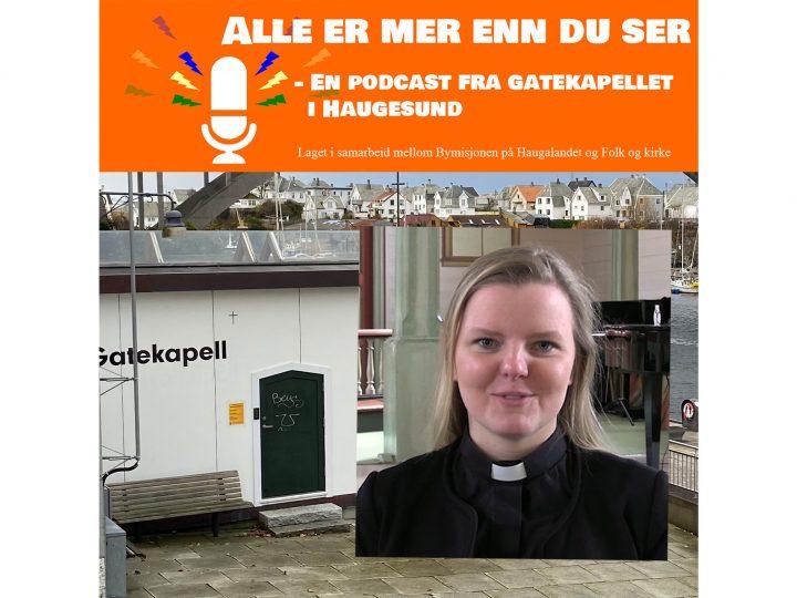 Alle er mer enn du ser: Ingvild Bjørnøy Lalim