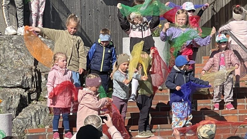 Sommerkonsert i Rossabø